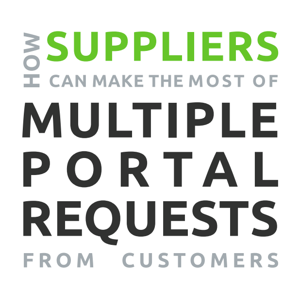 New Infographic: Suppliers Can Make the Most of Portal Requests By Doing These Things